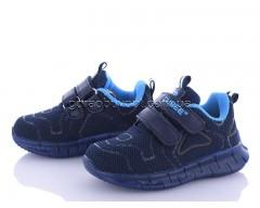 Кроссовки Clibee-2 F6 blue-blue