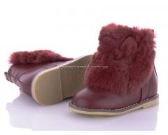 Ботинки (деми) Clibee-2 F1841S red