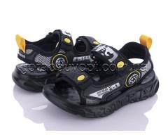Босоножки Clibee-1 Z861A black-yellow
