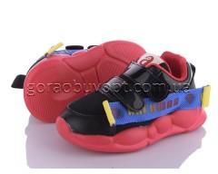 Кроссовки Clibee-2 GC105 black-red