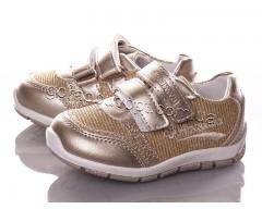 Кроссовки Clibee-1 J09 gold