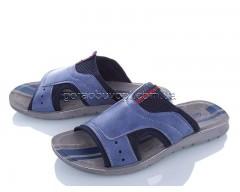 Шлепанцы DeMur M6133 blue