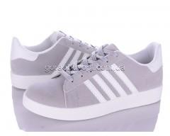 Кеды Violeta 20-730 grey-white-2N