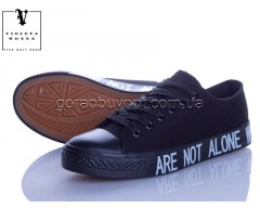 Кеды Violeta 888-3 black