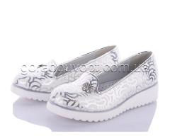 Туфли Clibee-1 D530 silver