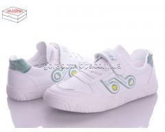Кеды Violeta Q77-B2851 green