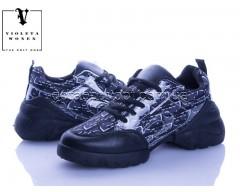 Кроссовки Violeta 150-2 black