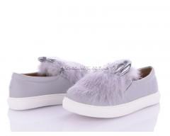 Слипоны Clibee-2 FL1821 grey