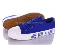 Кеды Violeta 888-3 d.blue