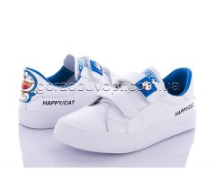 Кеды Violeta Y9-7717 white-blue