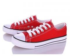 Кеды Violeta 888-01 red