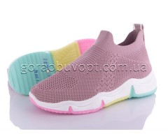 Слипоны Ok-Shoes YM671 pink