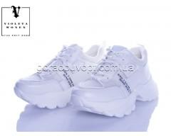 Кроссовки Violeta 166-2 white
