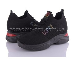 Сникерсы Ok-Shoes 672 black