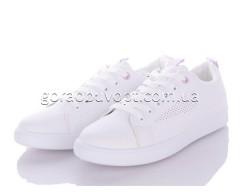 Кеды Violeta 80-74 white-pink