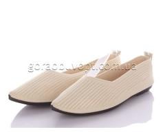 Слипоны Violeta 45-90 beige