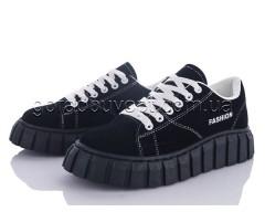 Кроссовки Violeta 143-13 black