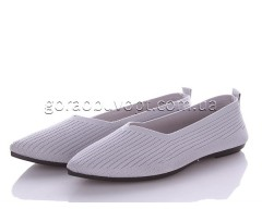 Слипоны Violeta 45-90 grey