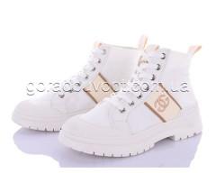 Ботинки (деми) Violeta 197-89 white