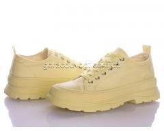 Кроссовки Violeta 20-868 lt.yellow