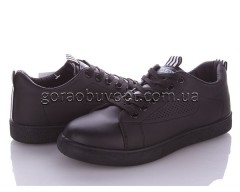 Кеды Violeta 80-74 all black
